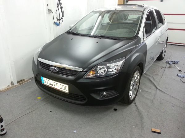 Ford Focus in Arbeit