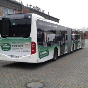 NDB Stade Elektrotechnik Elektro Bau Installation Doppelbus